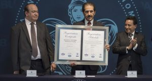 BUAP, 1ª a nivel mundial con certificado de calidad administrativa