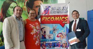 Feria internacional de cómics reúne a más de 40 países en la BUAP