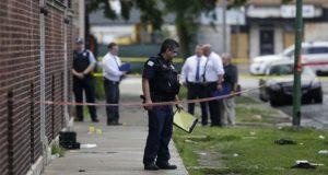Fin de semana violento en Chicago deja 11 muertos y 70 heridos