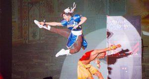 Mexicanos ganan concurso de cosplay con personajes de Street Fighter
