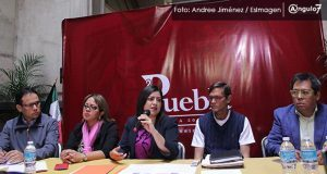 Lanza Claudia Rivera convocatoria para diseño de imagen de su gobierno