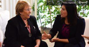 Combate a corrupción y DH serán prioridad en Puebla: Claudia Rivera