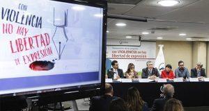 Asesinatos de 138 periodistas reflejan inseguridad en país: CNDH
