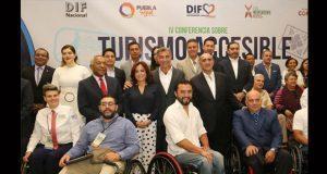 Destacan ruta turística para personas con discapacidad en Puebla