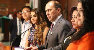 PES en San Lázaro priorizará austeridad y transparencia: Manzanilla