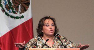 Por temor a reaprehensión, Elba Esther interpone juicio de amparo