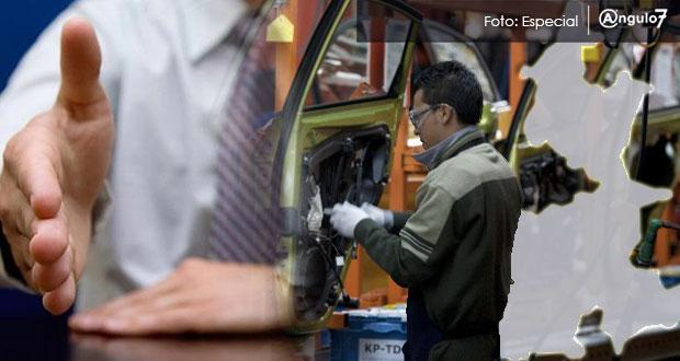 Hay 40 proyectos en cartera para Puebla, generarían 5 mil empleos: Secotrade