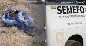 En 24 horas, encuentran tres cadáveres en Puebla; está vez en Acajete