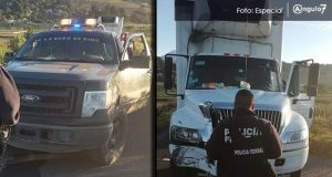 PF se enfrenta a delincuentes por montar reten en la Puebla-Córdoba