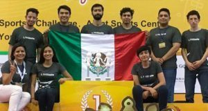 Estudiantes mexicanos ganan 2º lugar en certamen de robótica