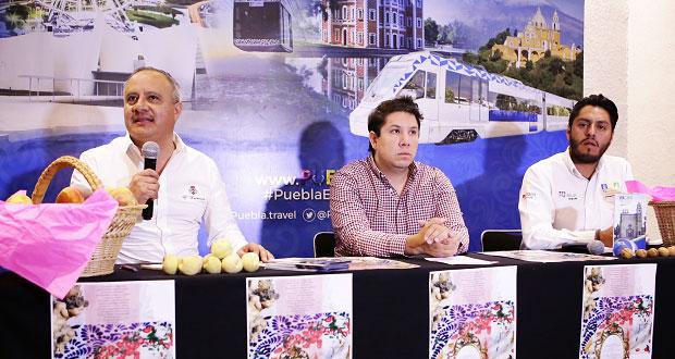 Esperan aumento de visitas en Feria de Tochimilco tras sismo del 19