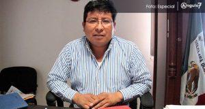 Comuna de Ocoyucan confirma asesinato de escolta del edil y exige justicia