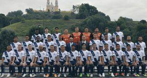 Club Puebla se toma la foto oficial y regresa Félix Micolta