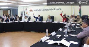 Abre INE proceso para destituir consejeros de IEE tras denuncia de Morena