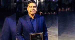 Arquitecto de BUAP obtiene mención honorífica por tesis doctoral