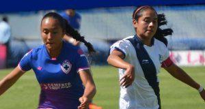 Puebla femenil liga cinco sin ganar, empata con Cruz Azul