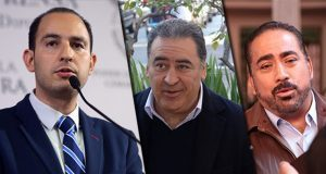 Marko Cortés elige a Aguilar y Micalco para coordinar campaña por CEN del PAN