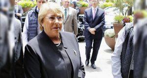 ONU aprueba a Bachelet como alta comisionada de Derechos Humanos