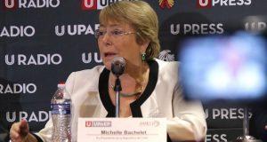 Abstencionismo electoral afecta democracia: expresidenta de Chile