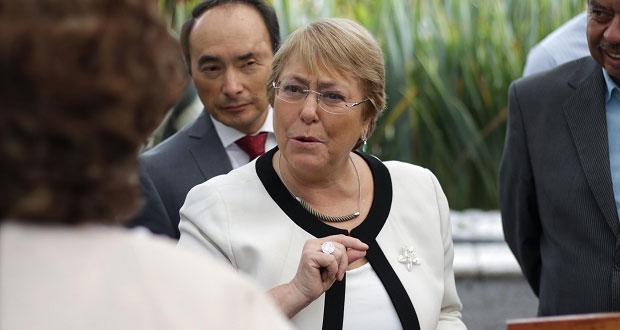 Expresidenta Bachelet sería alta comisionada de DH de la ONU