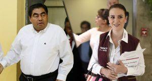 INE desecha queja de PAN contra Barbosa y Nancy tras no exceder gastos