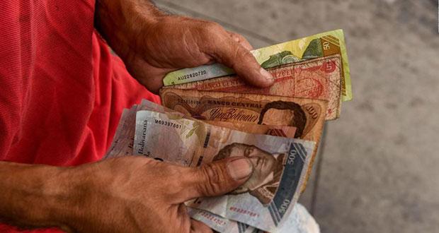 En crisis, Venezuela estrena nueva moneda; le quitaron 5 ceros
