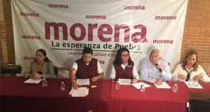 Morena afirma que ganó El Seco y exige a TEEP recuento transparente