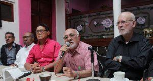Organizaciones de Puebla defienden designación de Bartlett en CFE