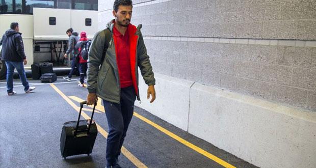 Por no convencer, Getafe se deshace del mexicano Alanís