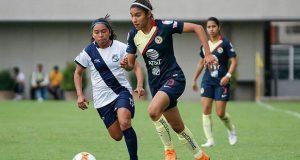 Puebla Femenil pierde segundo juego de visita; cae ante América