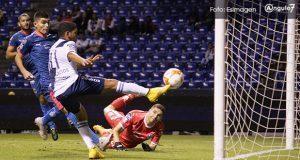 Club Puebla rescata el empate ante Monterrey en Copa MX