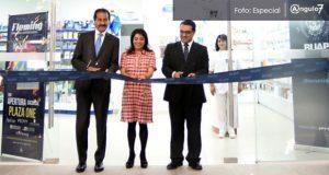 Esparza Ortiz inaugura sucursal 20 de Farmacias Fleming
