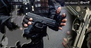 En 11 años, Puebla de los 14 estados con más robos de armas de policías