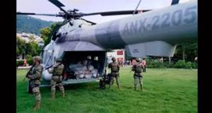 Incautan 2 toneladas de cocaína y capturan a ecuatoriano en Acapulco