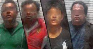 Detienen a 15 personas por diferentes delitos en Puebla capital