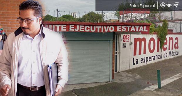 Retrasarían cambio de dirigencia de Morena