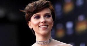 Scarlett Johansson, la actriz mejor pagada de Hollywood: Forbes
