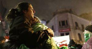 """Senado de Argentina dice """"no"""" al aborto"""