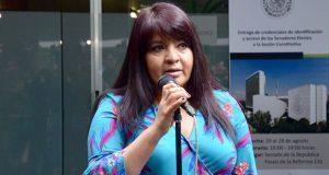Tepjf confirma multa de 443 mp a PRI por calumniar a Nestora Salgado