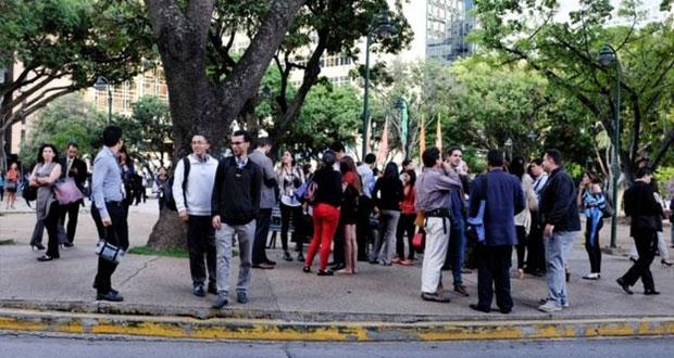 Sismo de 7.3 grados sacude Venezuela; no se reportan víctimas