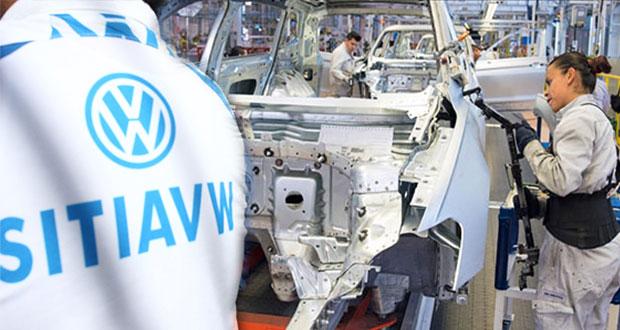 Siguen sin acuerdo; VW ofrece alza salarial de 4%, Sitiavw pide 8.5%