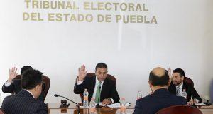 TEEP confirma pluris en Congreso de Puebla
