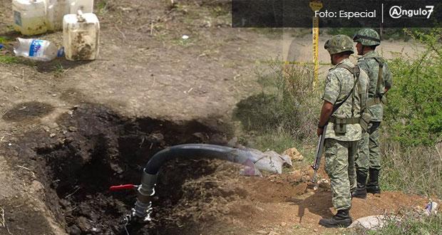 Por 4° mes consecutivo, Puebla encabeza tomas clandestinas; suben 75.6% en 1S