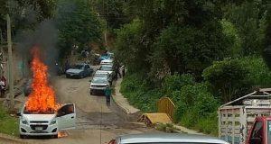 En Morelos, pobladores linchan a presunto extorsionador colombiano
