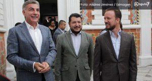 Antonio Gali anuncia reunión con alcaldes electos, incluidos los de Morena