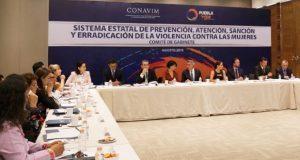 Puebla, ejemplo en combate a la violencia de género: Conavim