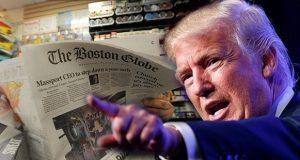 Más de 300 diarios de EU denuncian ''amenazas'' de Trump a prensa