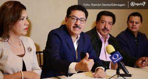 Exgobernador de Oaxaca pide a priistas de Puebla elegir dirigencia