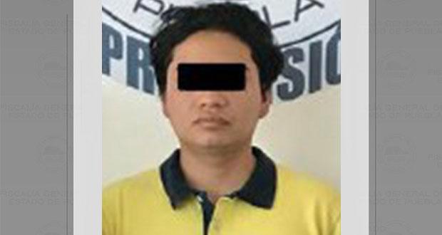 Uriel N, señalado por explotar sexualmente a una menor en Hidalgo.
