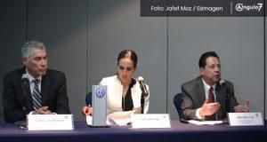 VW de México no suspenderá cañones anti-granizo por permiso de Sdrsot